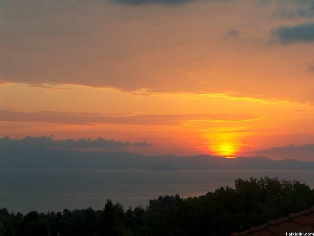 Good morning from Kriopigi 15/09/2006