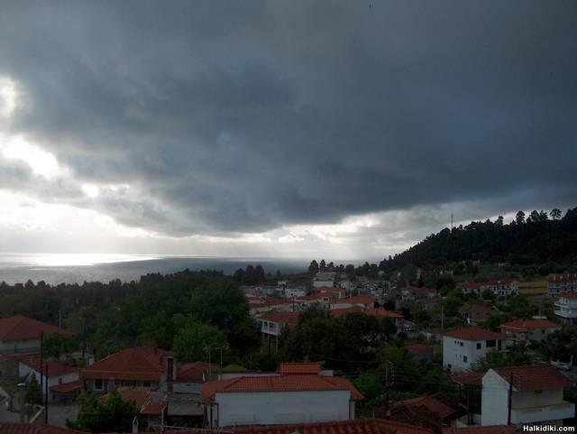 Kelifos Island:From my Balcony TODAY TUE 29th Aug!