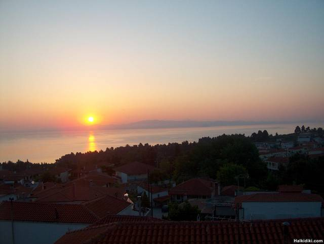 Kriopigi - Sithonia with one Click may 26th 6.30am !!