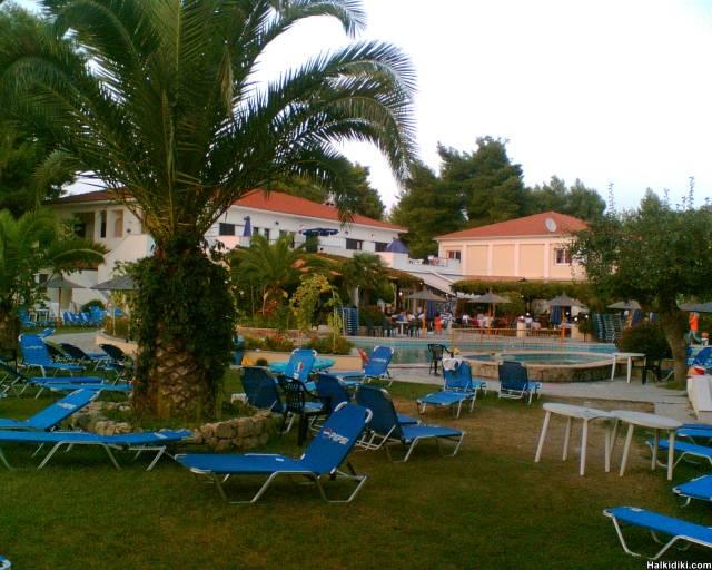 Chroussou Village Pool