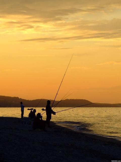Pefkohori_-_sunset1