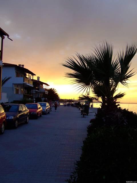 Pefkohori_-_sunset2