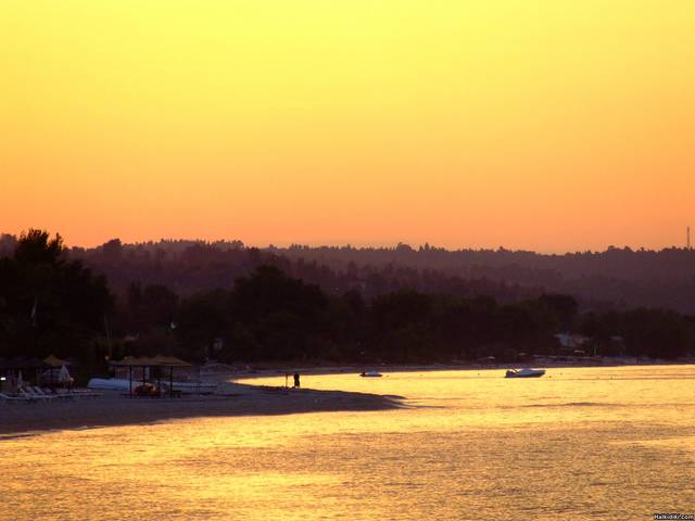 Pefkohori_-_sunset3