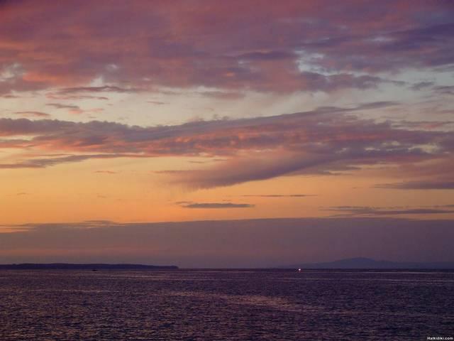 Pefkohori_-_sunset4
