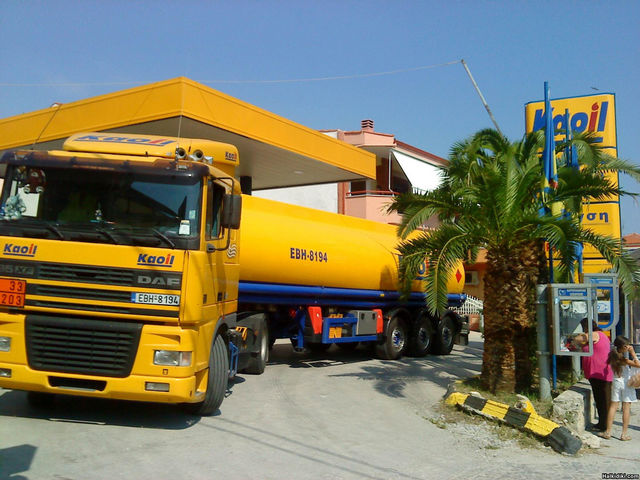 more fuel today Saturday 31st July Kriopigi