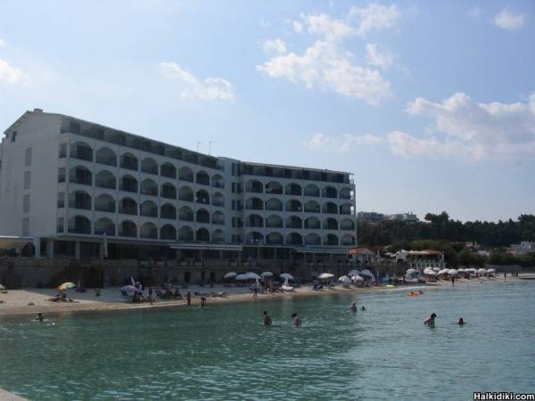 Zeus Amnon Hotel, Kallithea