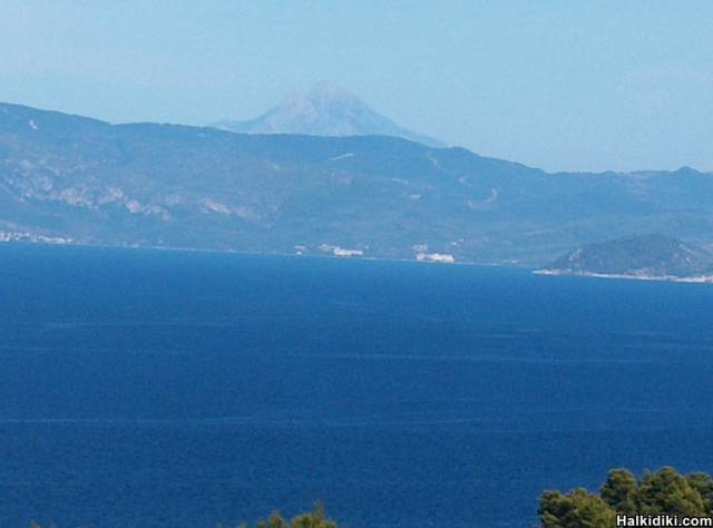 With one click.. from Kassandra to Sithonia & Mount Athos !!
