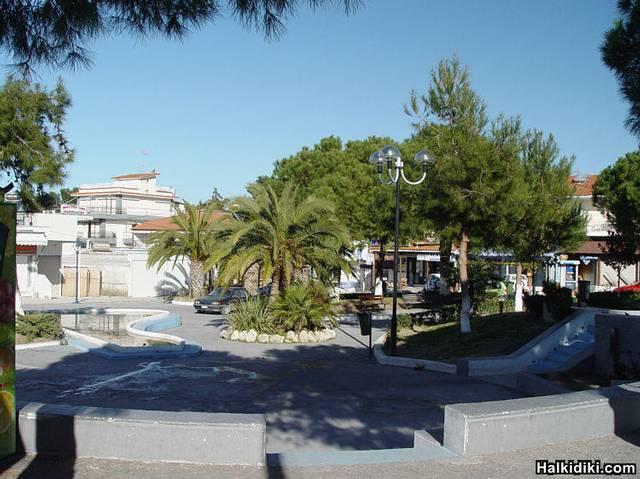Hanioti square