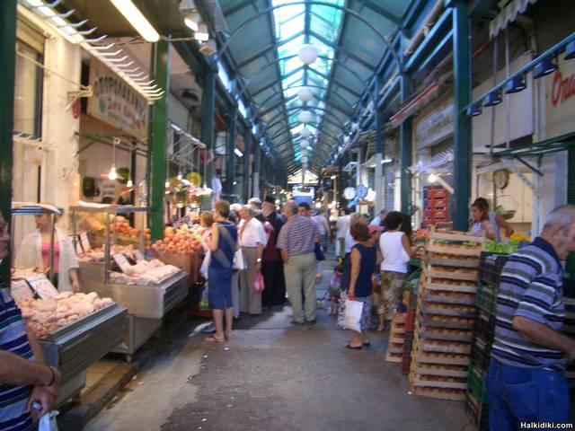 Thessaloniki Market
