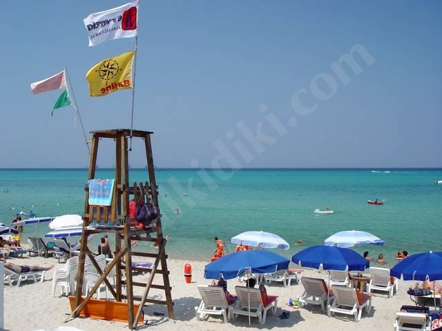 Hanioti Beach
