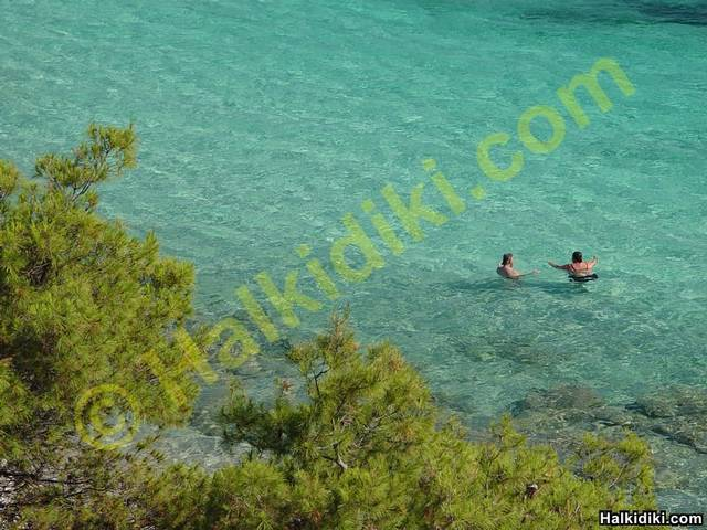 Koviou beach - Sithonia
