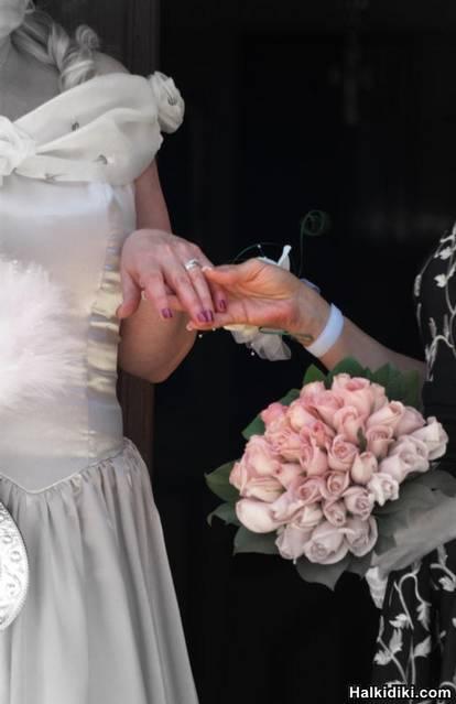 wedding in kassandria