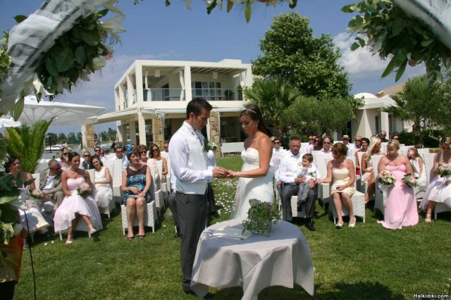 PHOTO AGORTZA - Weddings at Sani