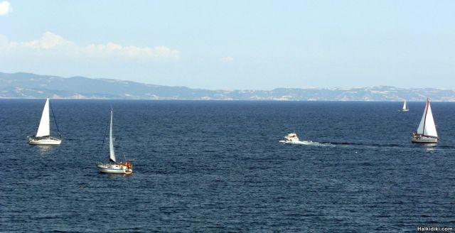 2nd Regatta of Diaporos  6/9, 7/9 & 8/9 2013