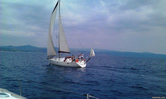 1st Regatta of Diaporos