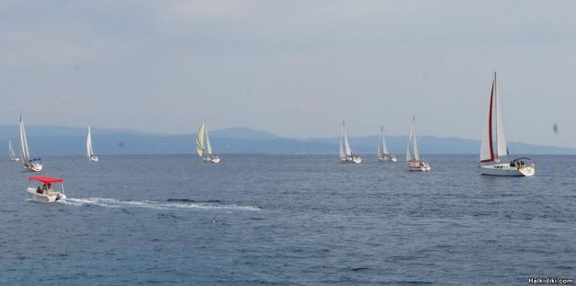 1st Regatta of Diaporos