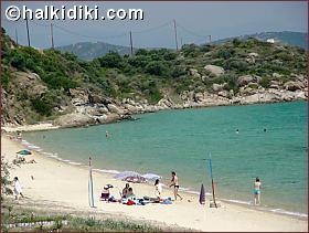 Island Halkidiki Greece