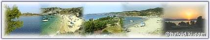 Information about Sithonia, Halkidiki, Greece