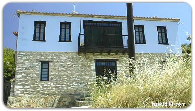 Участок в Неос Мармарас за 600 евро