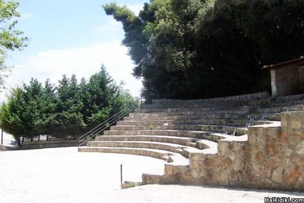 Amphitheatre in Kriopigi