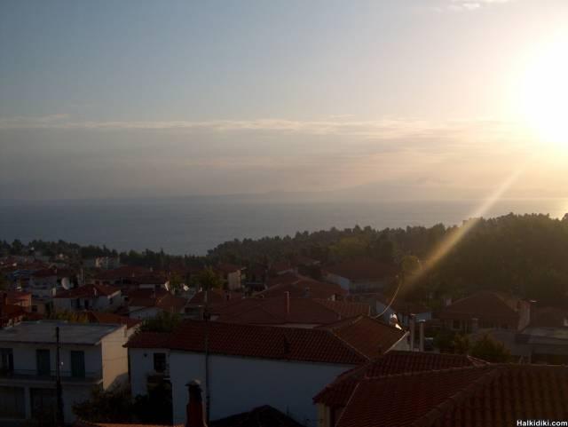 Good morning from Kriopigi 15/09/2006 c