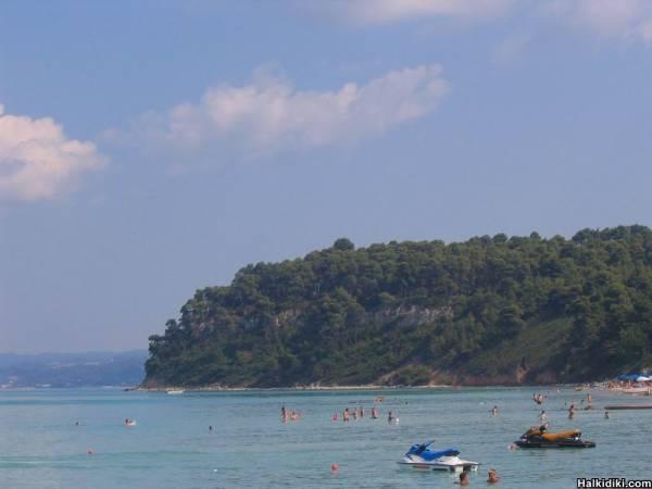 Kallithea and the sea...
