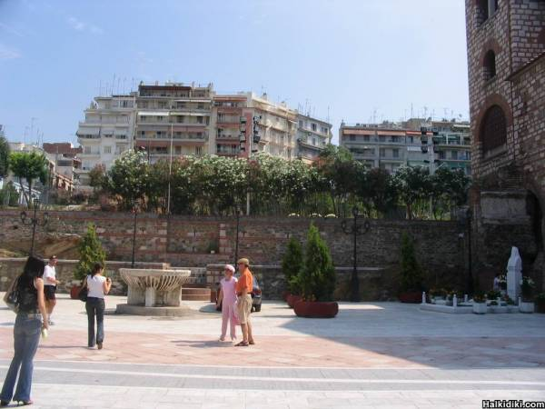 Downtown Thessaloniki