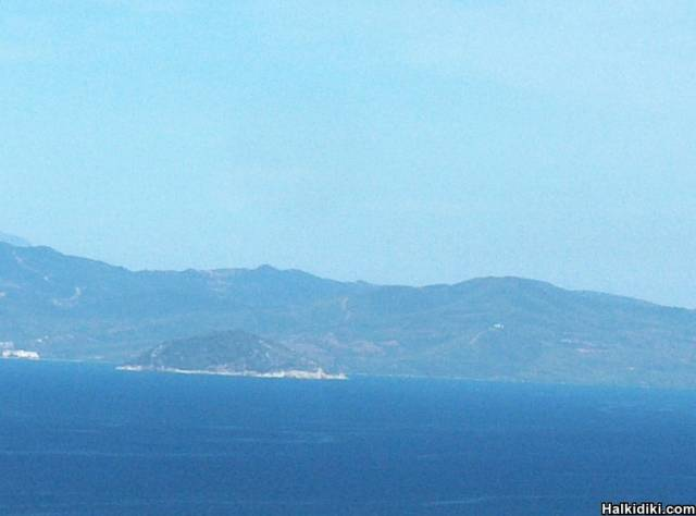 Kelifos Island:From my Balcony TODAY TUE 29th Aug!