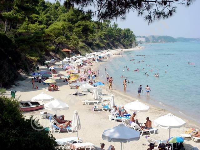 Kriopigi Beach Kassandra Halkidiki