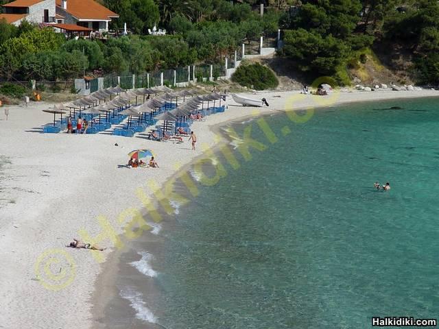 Koviou beach