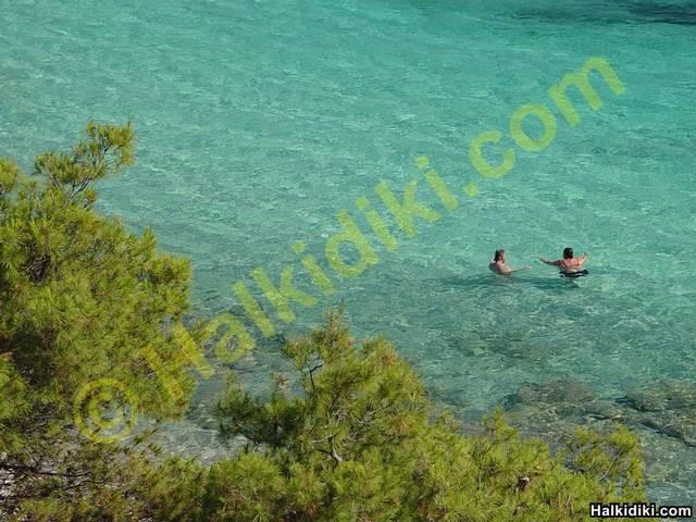 Koviou beach - Sithonia