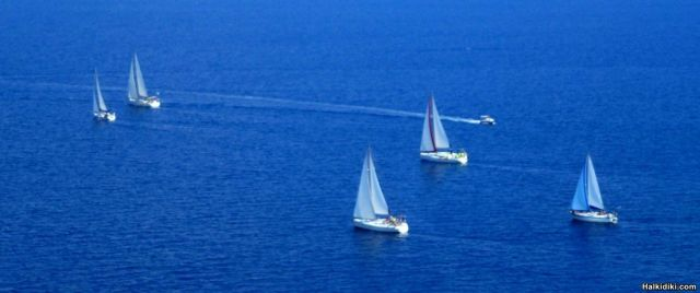 2nd Regatta of Diaporos  6/9, 7/9 & 8/9 2013